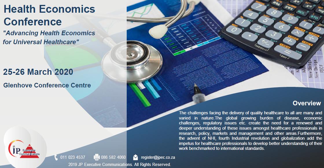 Health Economics Banner